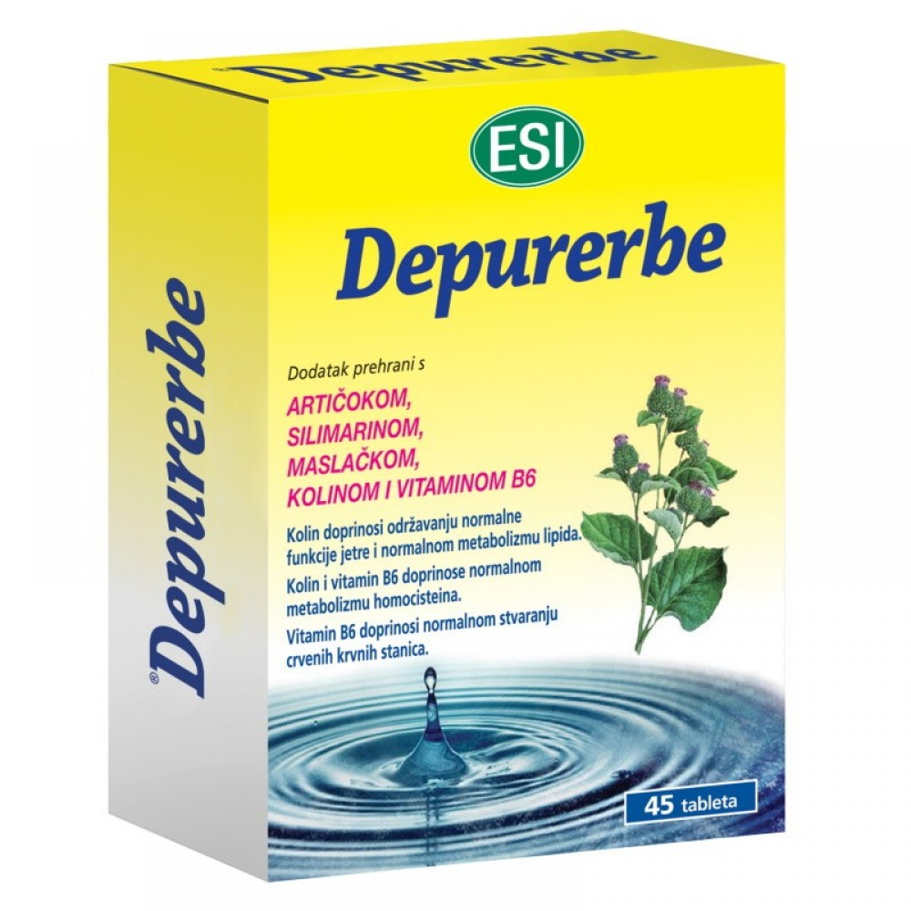 DEPURERBE ESI TABLETE A45