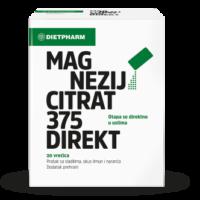 DIETPHARM MAGNEZIJ CITRAT DIREKT A20