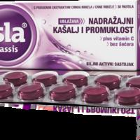 ISLA CASSIS PASTILE 60 KOM
