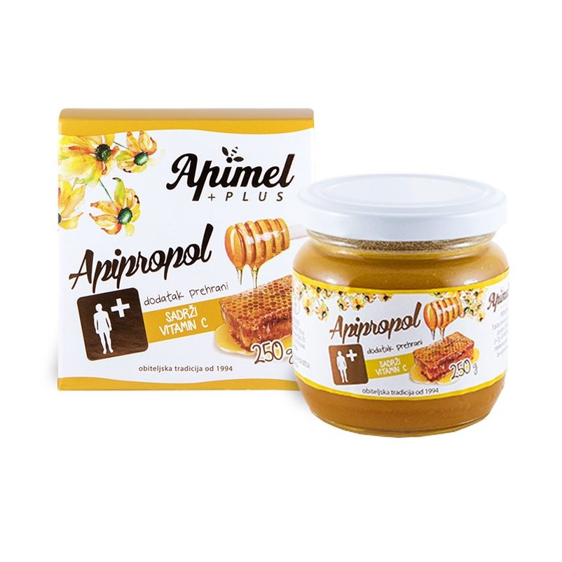 APIMEL APIPROPOL ZA IMUNITET 250G