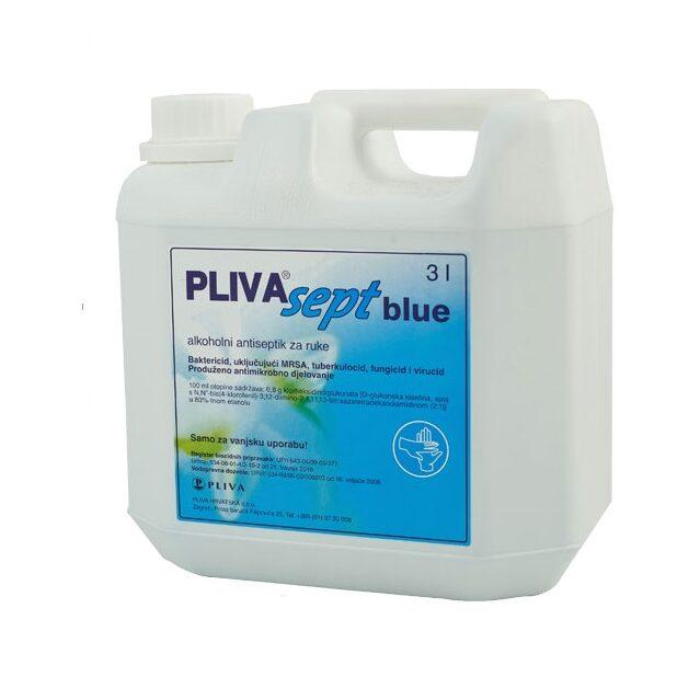 PLIVASEPT BLUE 3L