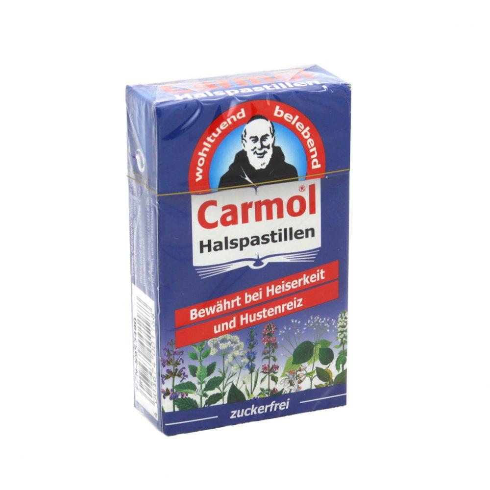 CARMOL PASTILE 45 G