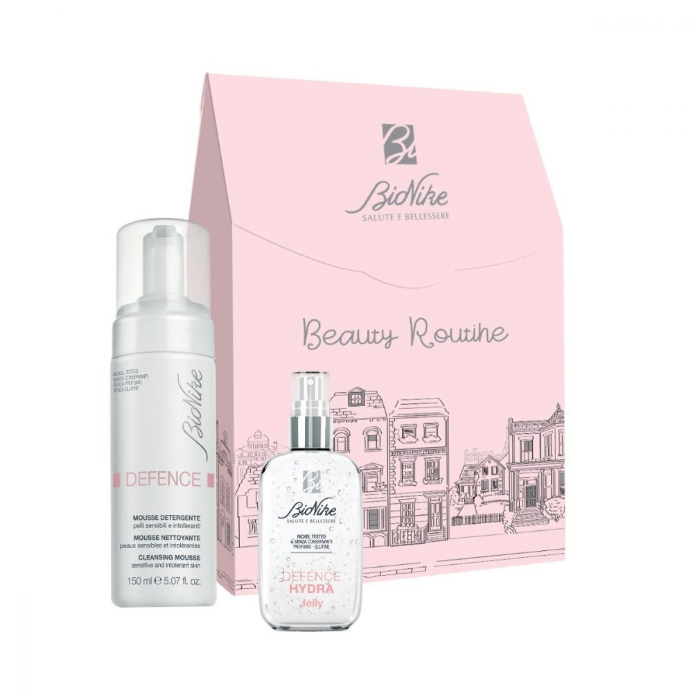BIONIKE DEFENCE BEAUTY ROUTINE SET