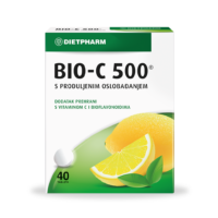DIETPHARM BIO-C 500 TABLETE A40