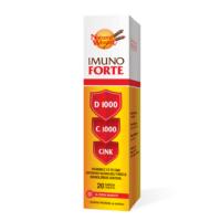 NATURAL WEALTH IMUNO FORTE D1000 C1000 CINK