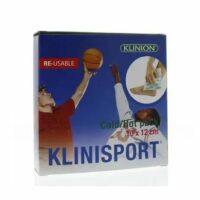 KLINISPORT TOPLO HLADNA KOMPRESA 10X12CM