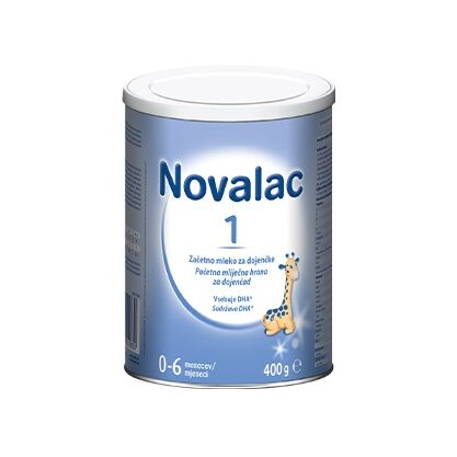 NOVALAC 1 NOVA FORMULA 400 G